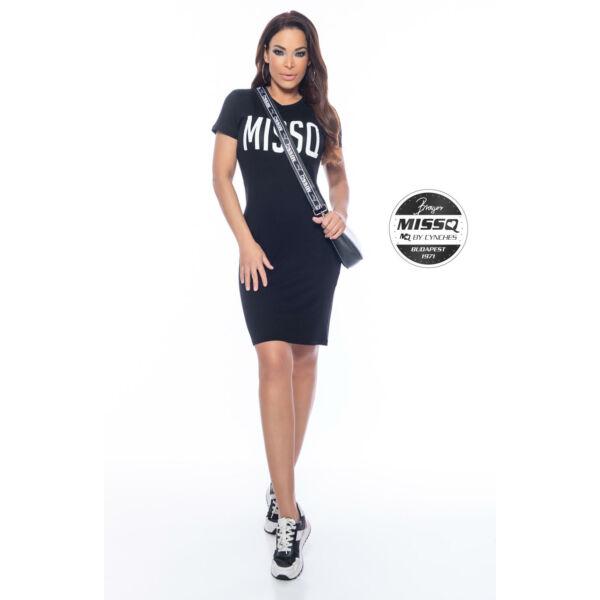 MISSQ NOTICE RUHA FEKETE 'MISSQ'